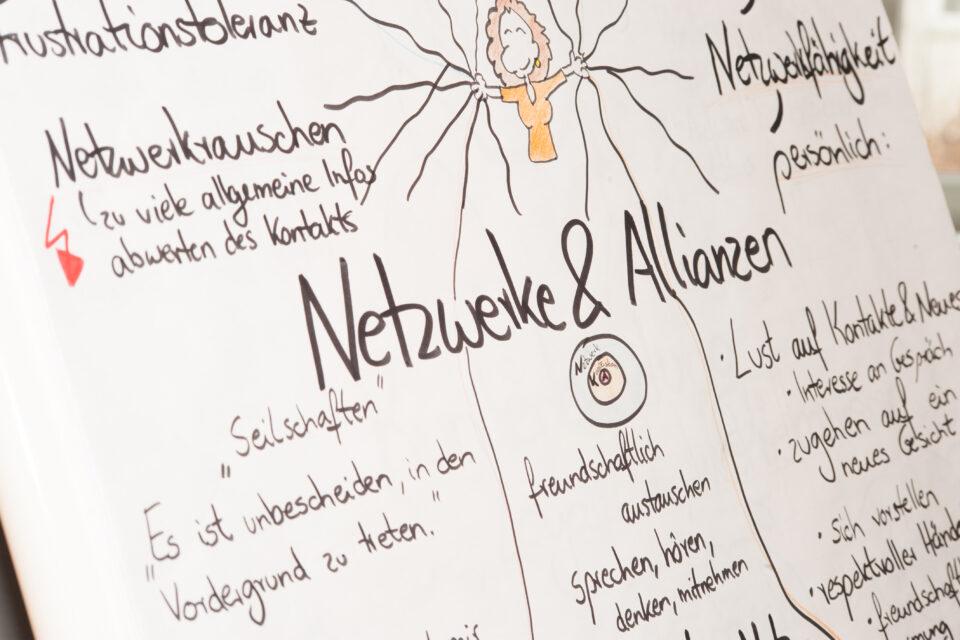 Das Netzwerken gehört zu einem erfolgreichen Geschäftsleben dazu. Das Unternehmerinnen Forum Nordhessen bietet hierfür eine gute Plattform.