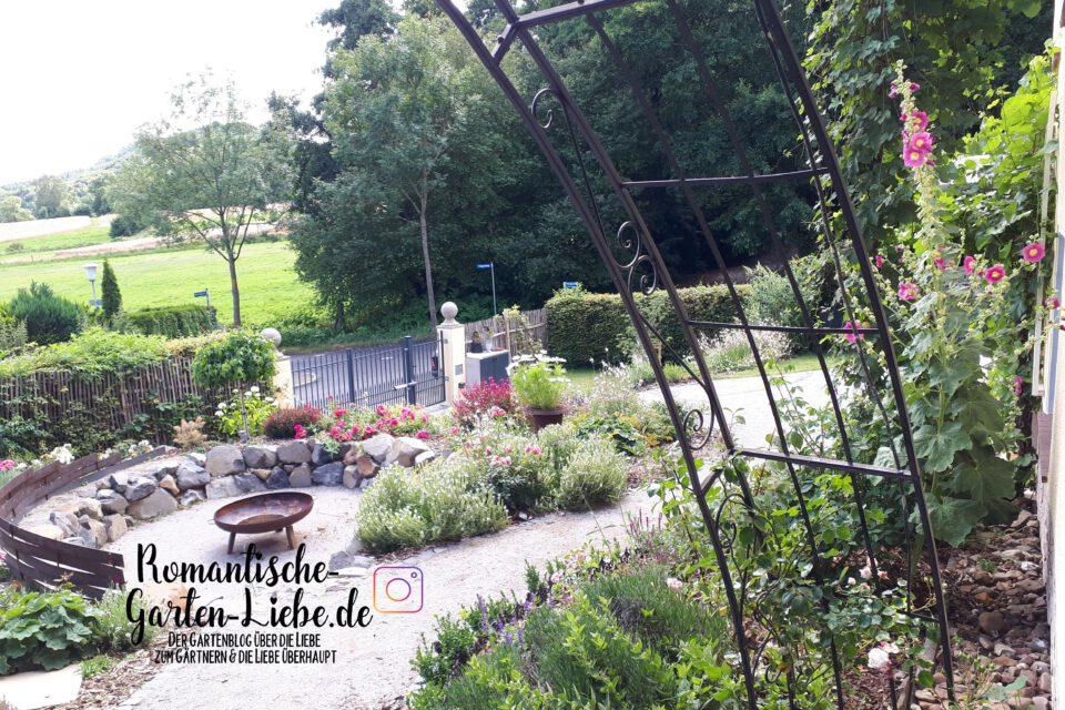 Der Gartenblog Romantische Garten Liebe ist das große Hobby von Jasmin Möser aus Kassel.