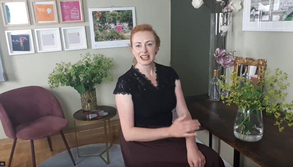 Der youtube Kanal von Jasmin Möser als Business Vlog mit schnellen Tipps für Unternehmen in Schwierigkeiten.